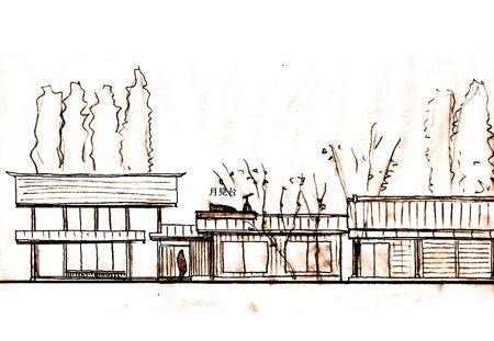 三村邸書庫立面スケッチ20191209.jpg